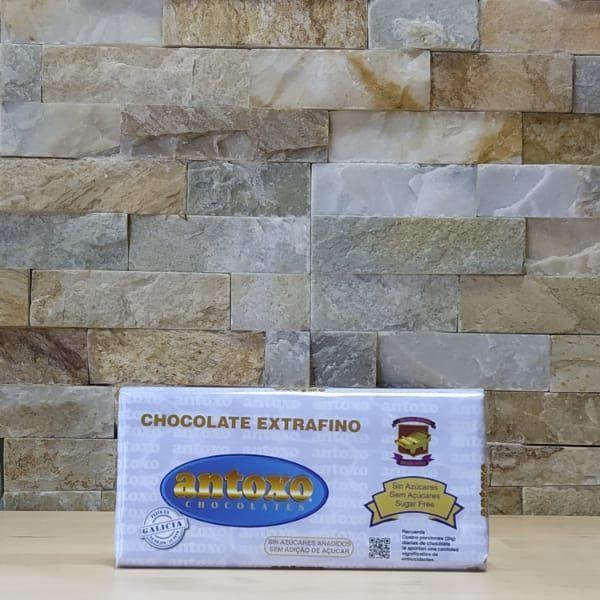Chocolate extrafino de marca Antoxo