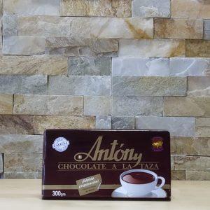 Chocolate a la taza Antóny