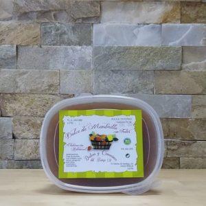Dulce de membrillo El Bierzo con frutas